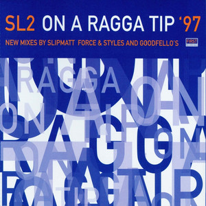 SL2, Norman Jay On a Ragga Tip cover