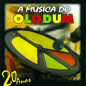 A Música Do Olodum - 20 Anos album