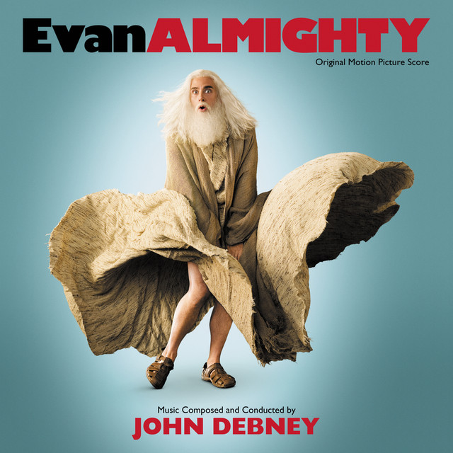 Evan Almighty (Original Motion Picture Score) Albumcover