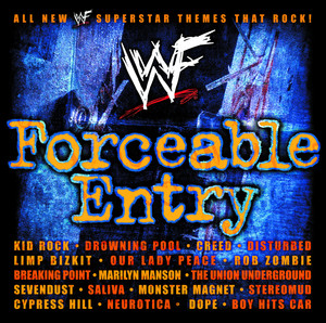 WWE Forceable Entry - Our Lady Peace