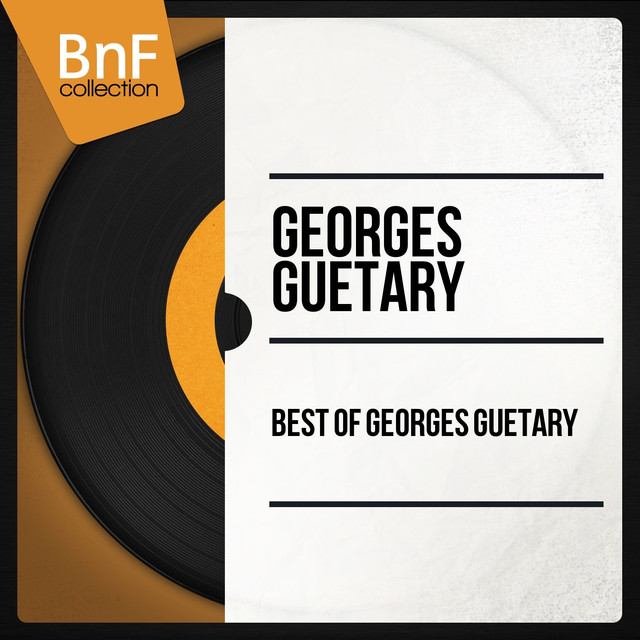 Georges Guétary Best of Georges Guétary (Mono Version) album cover