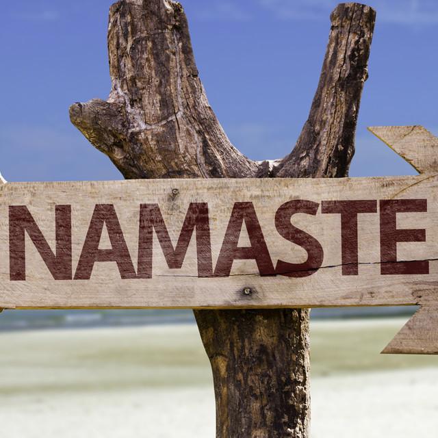 Namaste Albumcover