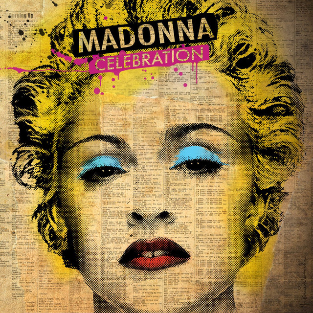Madonna Celebration (double disc version) album cover