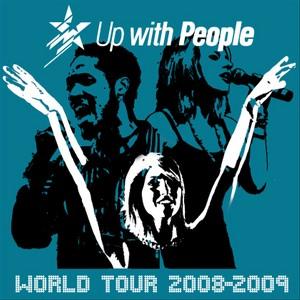 World Tour 2008-2009 Albumcover