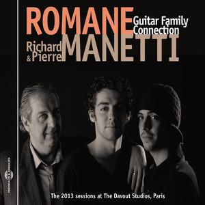 Guitar Family Connection (The 2013 sessions at The Davout Studios, Paris) album