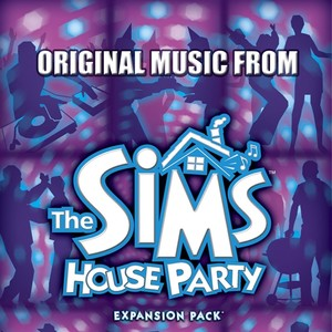 The Sims: House Party Albumcover