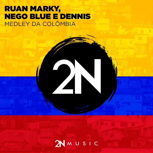 Medley da Colômbia (Dennis DJ Remix) de Dennis DJ | Ouça Lá