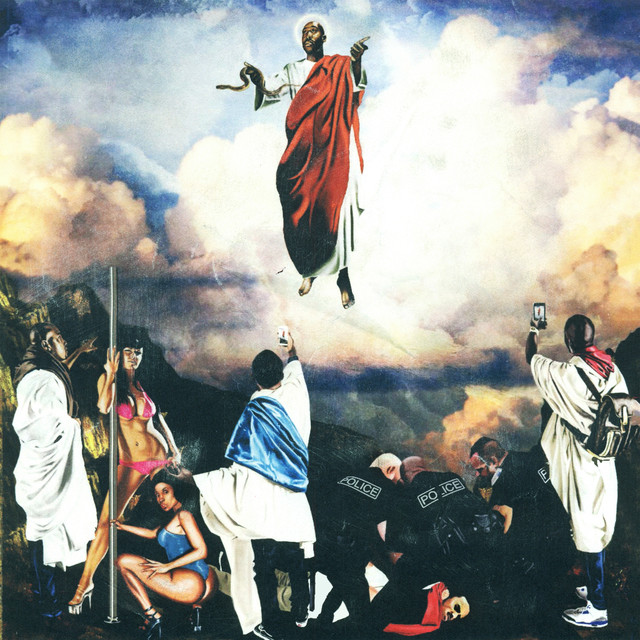Album cover for You Only Live 2wice by Freddie Gibbs