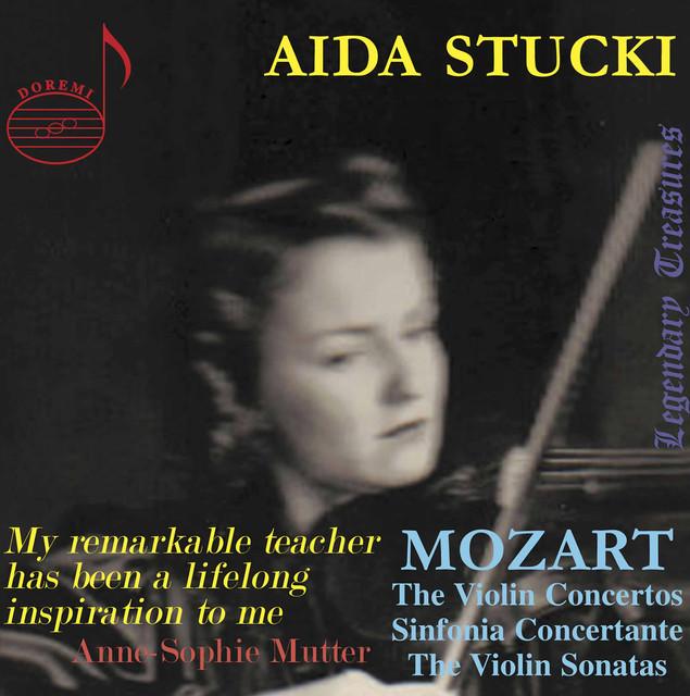 Mozart: Violin Concertos & Sonatas