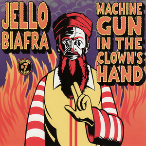 Machine Gun In Clown's Head
