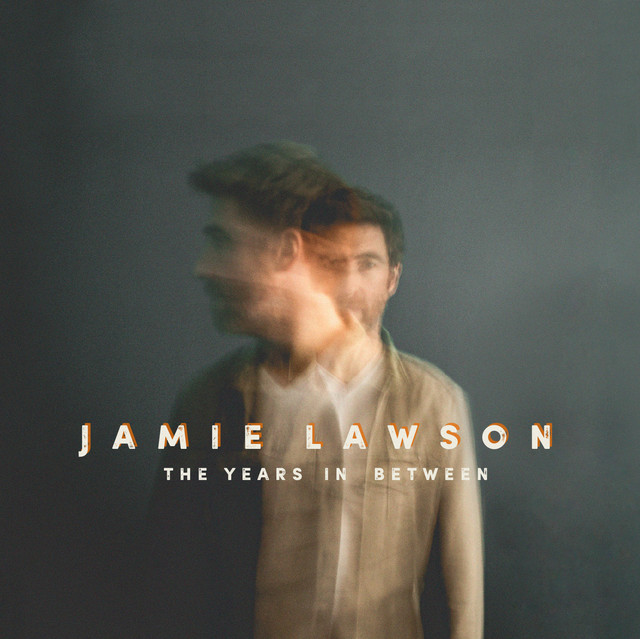 Album cover for The Years In Between by Jamie Lawson