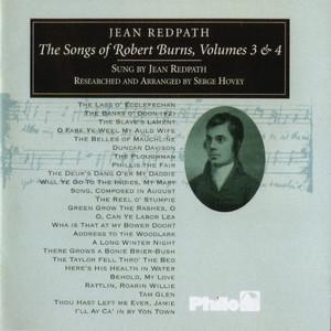 The Songs of Robert Burns, Volumes 3 & 4 album