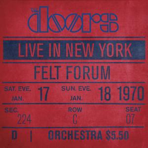 The Doors with John Sebastian [Harmonica] Rock Me [Live at Felt Forum, New York CIty, January 18, 1970 - Second Show] cover