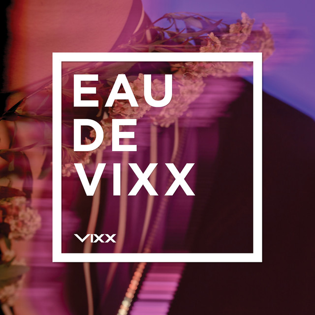 Album cover for Eau De Vixx by VIXX