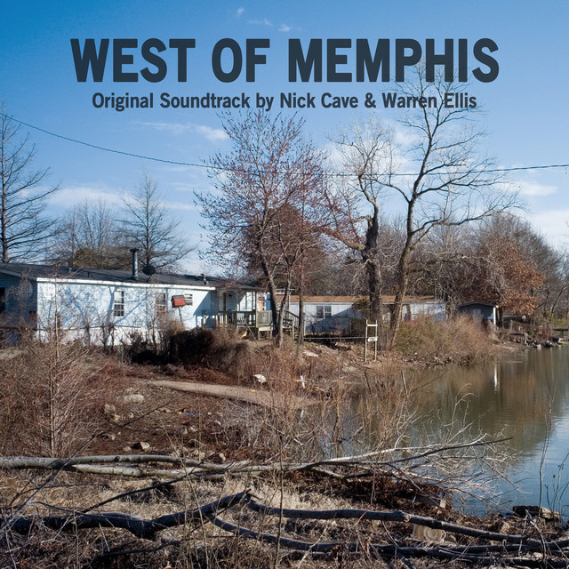 Nick Cave & Warren Ellis West Of Memphis Original Soundtrack by Nick Cave & Warren Ellis album cover