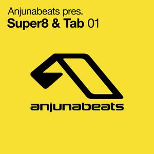 Anjunabeats pres. Super8 & Tab 01 Albumcover