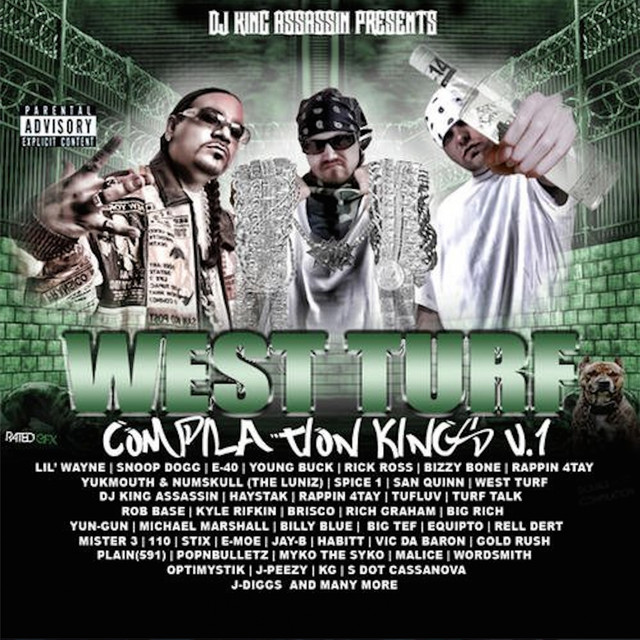 West Turf: Compliation King Vol  1 by DJ King Assassin on