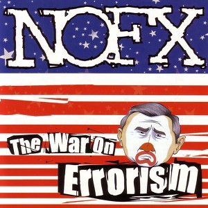 The War On Errorism Albumcover