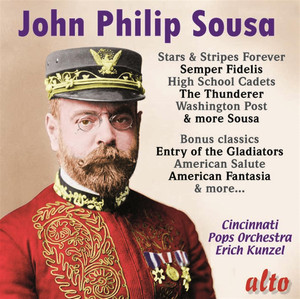 John Philip Sousa Marches, Polkas & Americana