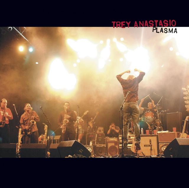 Trey Anastasio Plasma album cover