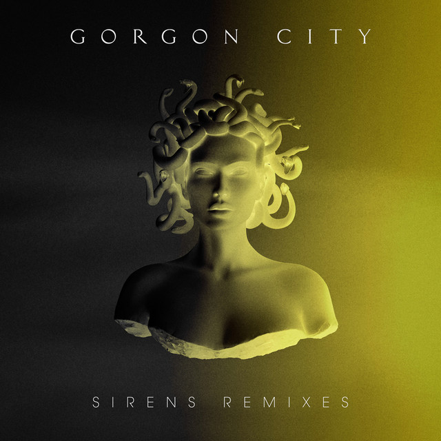Sirens (Remixes) Albumcover