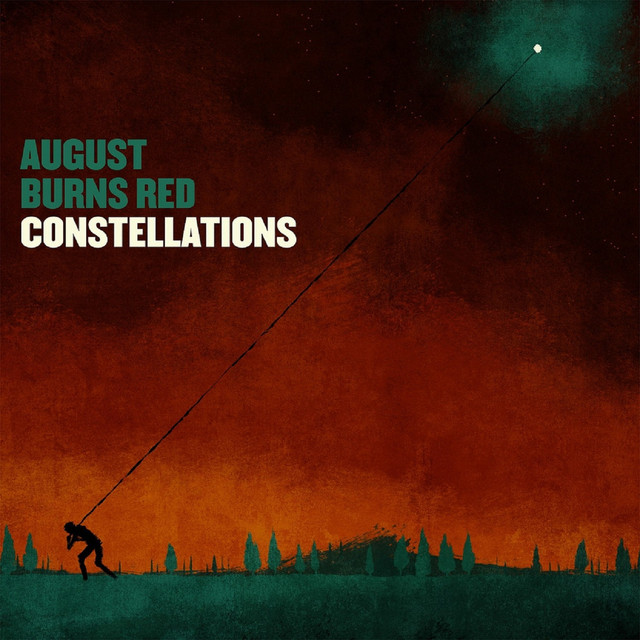August Burns Red Constellations album cover