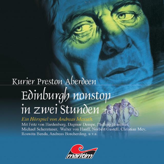 Folge 6: Edinburgh nonstop in zwei Stunden - Teil 1 Cover