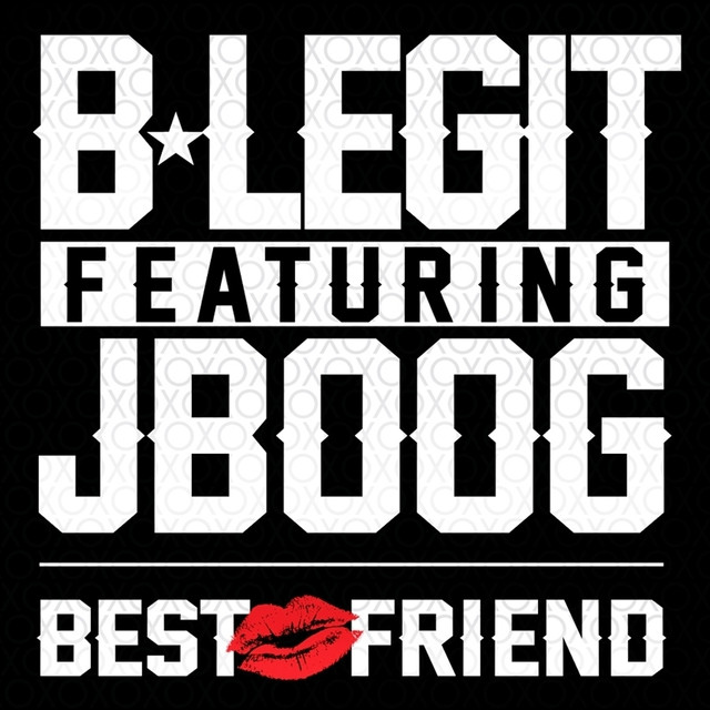 Best Friend (feat. J Boog) - Single