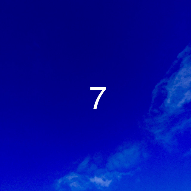 Album cover for 7 by 7