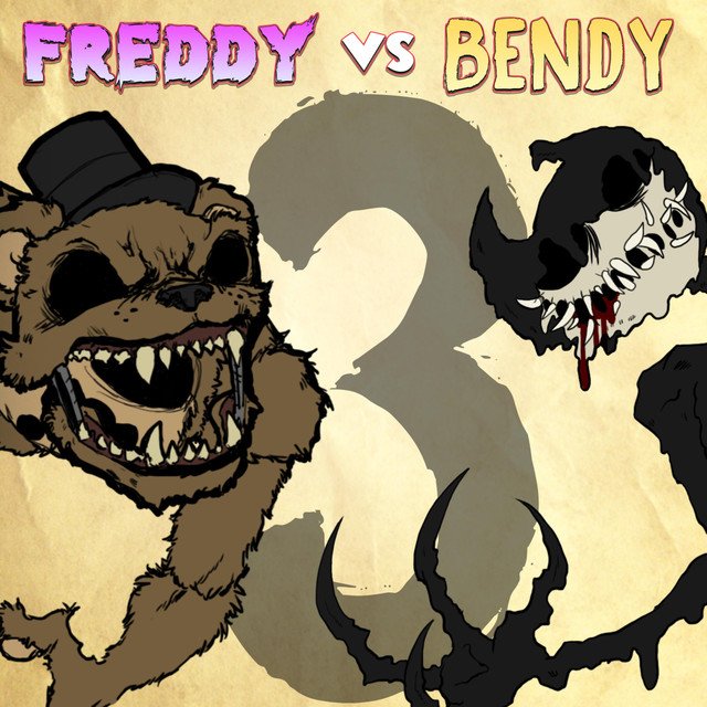 Freddy Vs Bendy, Pt. 3