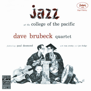 Jazz at the College of the Pacific album