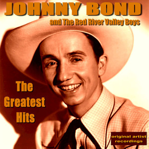 Johnny Bond, The Red River Valley Boys Empty Saddles cover