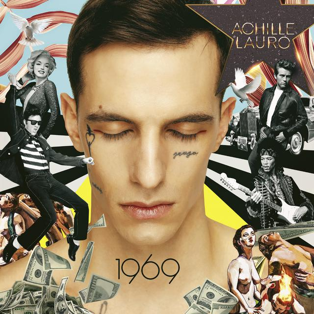 Album cover for 1969 by Achille Lauro