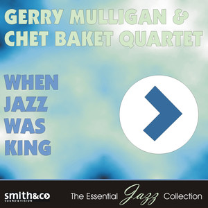 Chet Baker Quartet I May Be Wrong cover