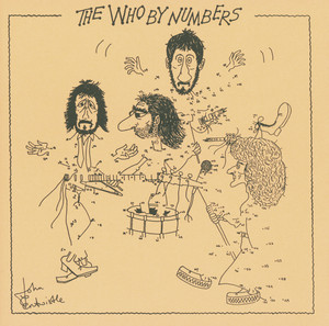 The Who By Numbers (Remastered) Albumcover