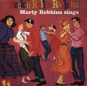 Marty Robbins Long Gone Lonesome Blues cover