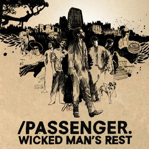 Wicked Man's Rest Albumcover