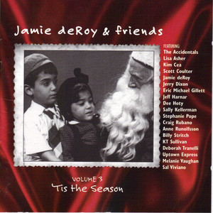 Jamie deRoy, Stephanie Pope Santa Claus Is Coming to Town cover