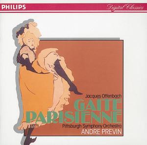 Gaîté parisienne album