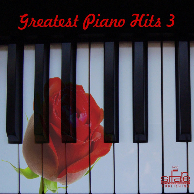 Greatest Piano Hits, Vol  3 (Best Pop Songs On Piano