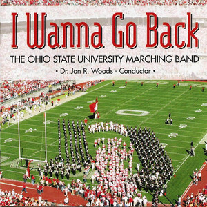 Hoagy Carmichael, Ohio State University Marching Band, Dr. Jon R. Woods Georgia On My Mind cover