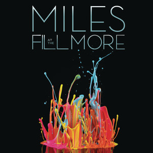Miles at The Fillmore: Miles Davis 1970: The Bootleg Series, Vol. 3 Albumcover