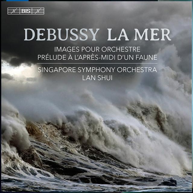 Debussy: La Mer Albumcover