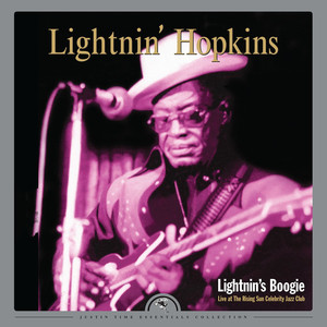Lightnin's Boogie: Live at The Rising Sun Celebrity Jazz Club (Remastered) album