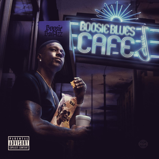 Boosie Blues Cafe