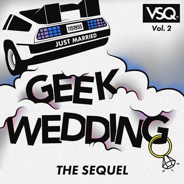 Geek Wedding, Vol. 2: The Sequel Albumcover
