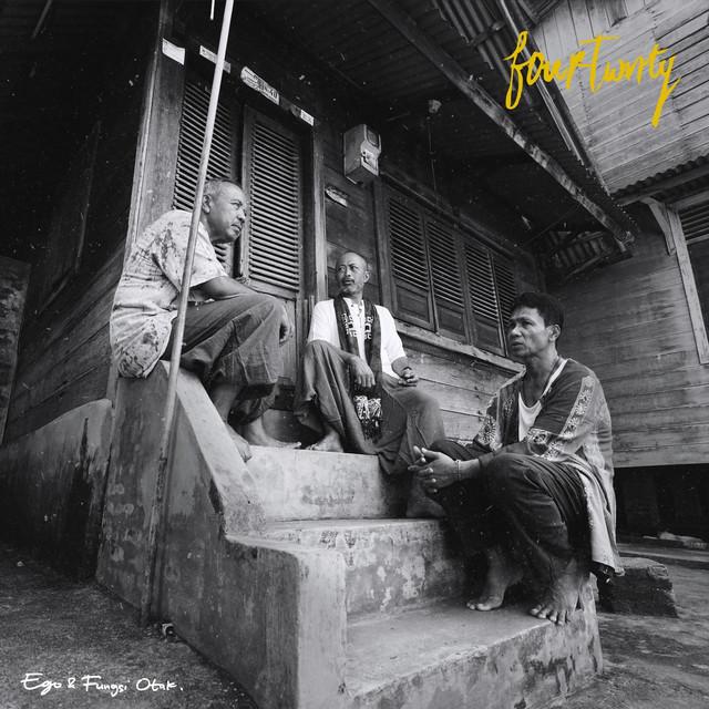 Album cover for Ego & Fungsi Otak by Fourtwnty