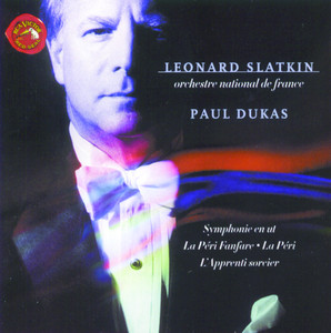 La Peri Fanfare, La Peri, L'apprenti Sorcier, Symphony In C Albümü