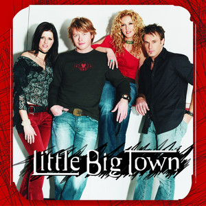 Little Big Town Tryin' cover