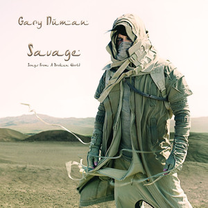 Gary Numan My Name Is Ruin cover